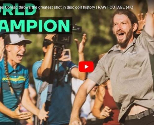 The Disc Golf Shot Seen Around the World - EmeraldGR.com